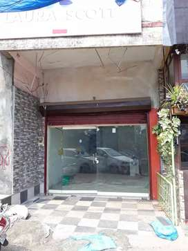 Two storey semi furnished building heart of the city (kottayam )