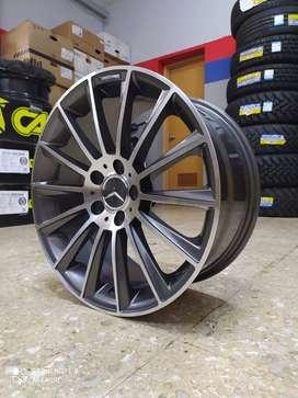 VELG mini cooper cabrio mercy BLADE  R18X8.5/9.5 H5X112 ET45
