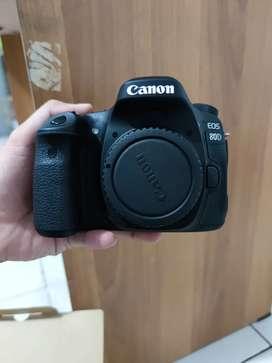 Kamera canon 80d