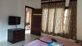 2bhk fully furnished house at model gram ludhiana.