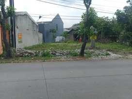 Disewakan Tanah di Jalan Raya Kutruk Margasari