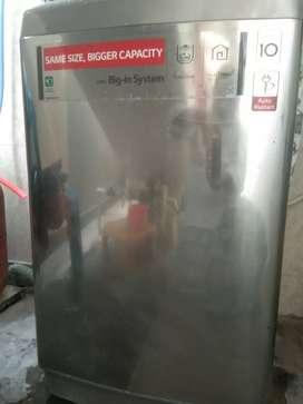 Lg 10kg top load washing
