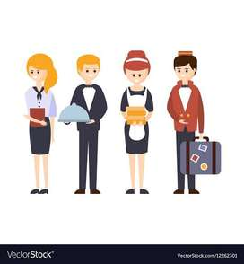 Restaurant billing and waiters