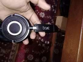 Boat high bass headphone