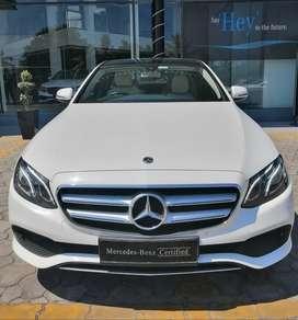 Mercedes-Benz E-Class E220 CDI Avantgarde, 2018, Diesel