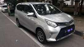 Dijual Toyota Calya Type G M/T 2017 original