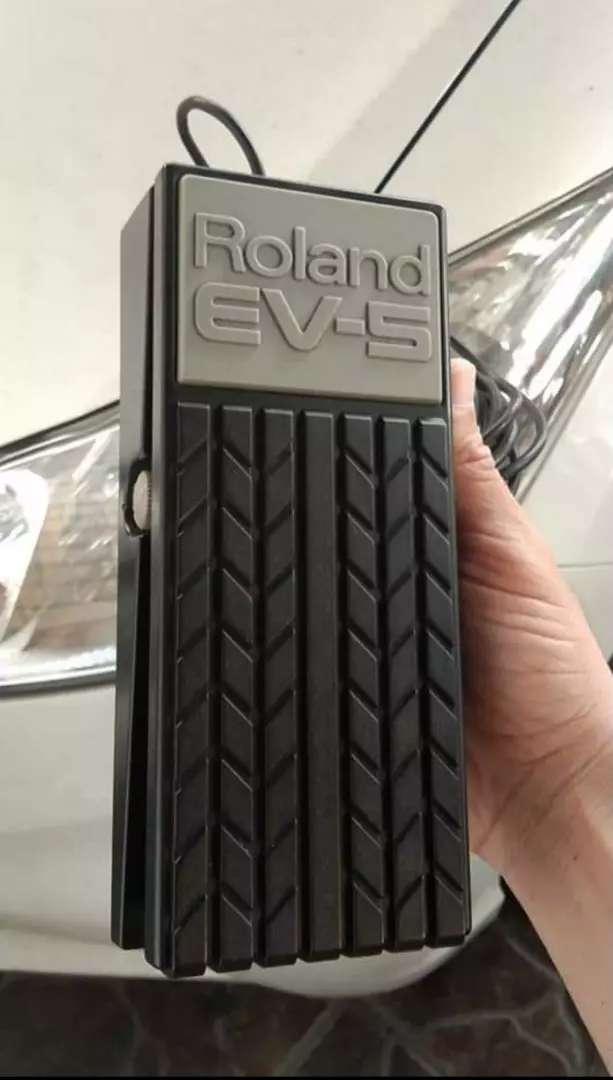 Roland EV5 Expression Pedal 0