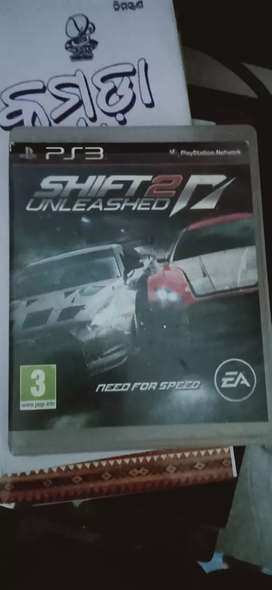 Shift 2 unleased limited edition (PS3 game)