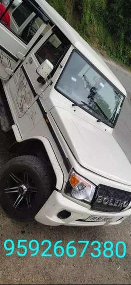 Mahindra Bolero 2019 Diesel 18400 Km Driven