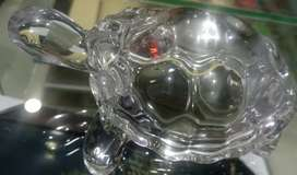 glass turtle for aquarium and decoration
