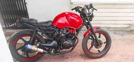 Modified--Hero honda CBZ, 150cc engine,