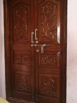 2Bhk + drawing room (independent ground floor for rent)