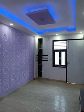 2Bhk flat with 90% bank loan facility in uttam nagar