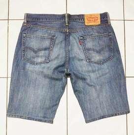 Vintage celana Levis short 511 size 34