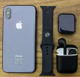 Apple models available with all accessories box & bill  All l