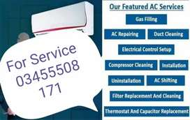 Ac install repair service sale purchase