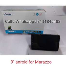 Mahindra Marazzoo 9inch Android Music System