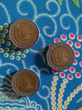 Uang Rp1000 lama
