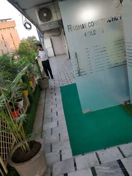Shop commercial 400 sq ft ki 2nd floor per  Mangal Pandey Nagar