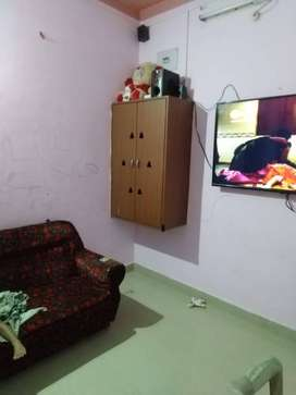 It is a north facing flat...fully furnished ..the