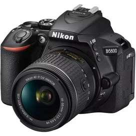 Kredit Kamera NIKON D5600 Cair 3 Menit
