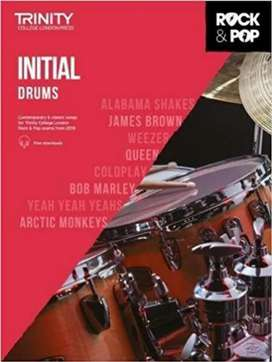 Rock and pop drums INITIAL AND GRADE 1 BOOK
