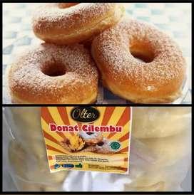 Donut Kentang dan Donut Ubi Cilembu 500gram