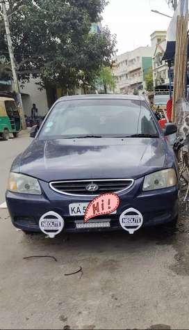 Hyundai Accent Viva, well maintained and sealed engine