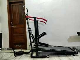 4 in 1 Multifunction Treadmill