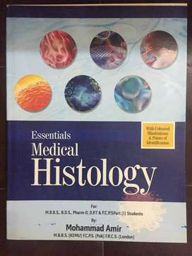 Medical Histology book by Mohammad Amir