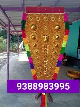 Handicraft Traditional Nettipattam ആനപട്ടം 3feet 2500
