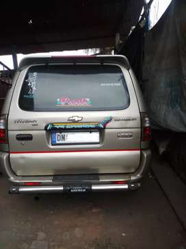 Chevrolet Tavera Neo 2011