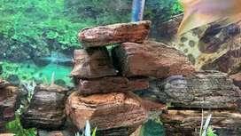 original stone natural imported for Aquarium decoration