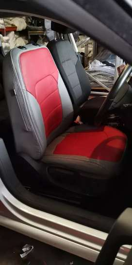 Seat cover stitcher required