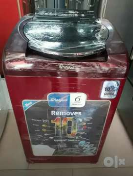 Whirlpool 360 6th sense topload fully automatic washing machine