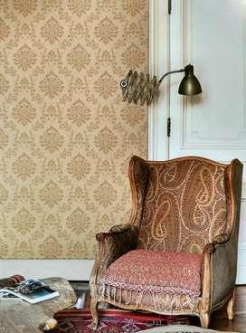 Wallpaper dinding minimalist dan clasik ready stock