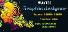 Wanted photoshop Designer