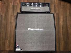 Blackstar HT60 Head + blackstar HT412 cab