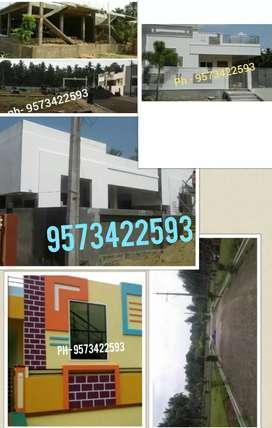 New Houses at Amalapuram