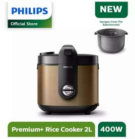 Philips Rice Cooker 2L HD3138 Premium Gold