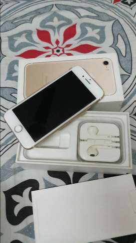 iphone 7 32 GB in immaculate condition for sale