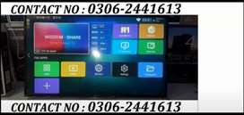 """65"""" inches Samsung Smart led Tv Android version 9.0 4 core Processor"""