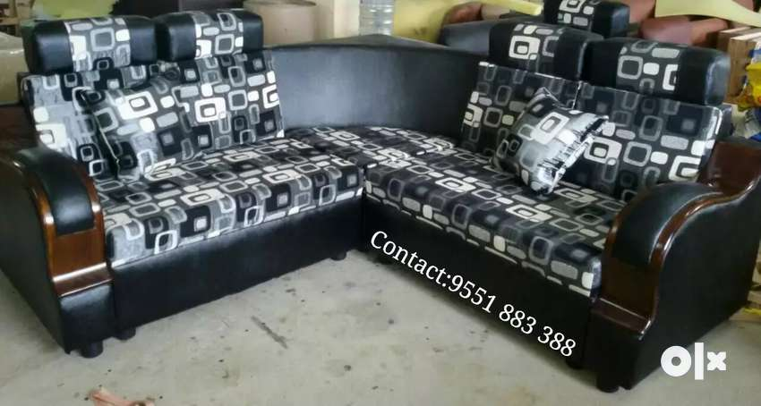 Classic Sectional Couch  - Summer Sale 0