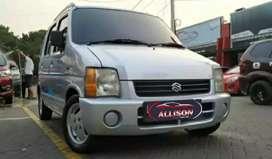 Suzuki Karimun DX 2001 Kondisi Prima