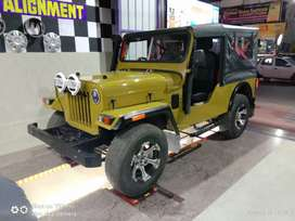 Mahindra Jeep 2008 Diesel Well Maintained