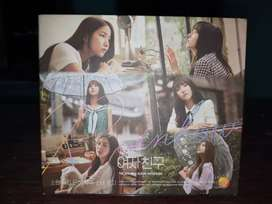 Kpop Mini Album 5th Gfriend - Summer Rain