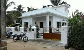 House situated in haveri zilla, hangal taluka ,hirekaunshi karnataka..