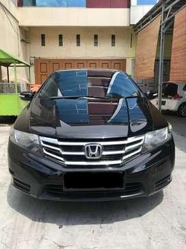 Honda City E CVT 2013