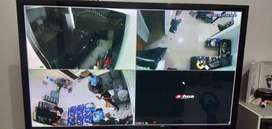PASANG CCTV JERNIH MERK DAHUA & HIKVISION ORI 2MP & 5MP
