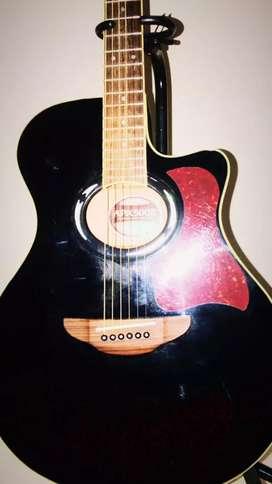 gitar akustik yamaha apx 500ii